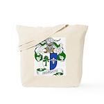 Moncayo Coat of Arms Tote Bag