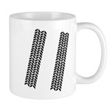 Skidmarks - Tires Coffee Mug