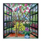 Open Window Tile Coaster