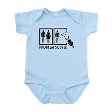 Problem solved - Woman Infant Bodysuit
