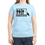 Problem solved - Woman T-Shirt