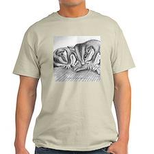 Cute Pocket art T-Shirt