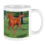 Thoroughbred Horses Mug