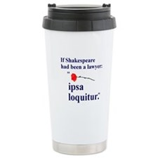 Rose Ipsa Ceramic Travel Mug
