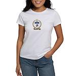 POULIOT Family Crest Women's T-Shirt