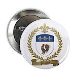 """POULIOT Family Crest 2.25"""" Button"""