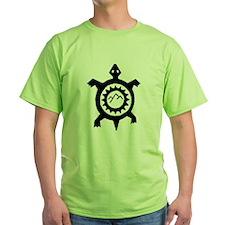 Green Mountain Turtle T-Shirt