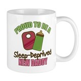 Sleep-Deprived Dad Small Mug