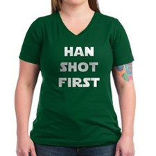 Han Shot First Shirt