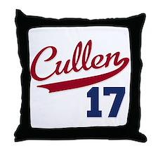 Cullen 17 Throw Pillow