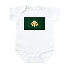 Populace Badge Infant Bodysuit