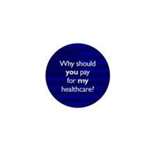 Healthcare Mini Button (10 pack)