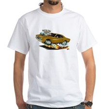 1970 Roadrunner Brown Car Shirt