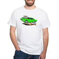 1970 Roadrunner Green Car Shirt