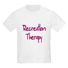 Recreation Therapy Kids T-Shirt