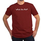 What the Pho? (Fitted T-Shirt)