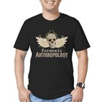 Forensic Anthropology Men's Fitted T-Shirt (dark)