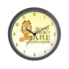 Good Looks are Everything! Wall Clock