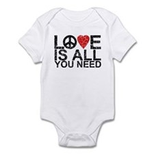 Love Is All Infant Bodysuit