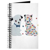 GINGHAM DOG AND CALICO CAT Journal