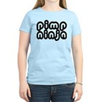 Pimp Ninja Women's Light T-Shirt