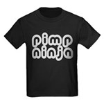 Pimp Ninja Kids Dark T-Shirt