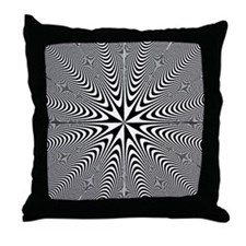 Psychi Throw Pillow