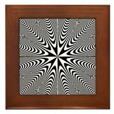 Psychi Framed Tile