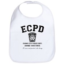 Evans City Police Dept Zombie Task Force Bib