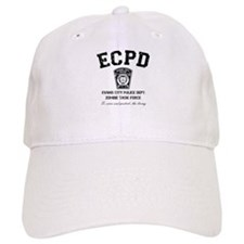 Evans City Police Dept Zombie Task Force Baseball Cap