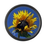 Sunflowers Giant Clocks
