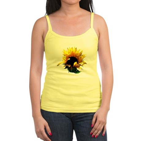 Sunflower Sunrise Jr. Spaghetti Tank