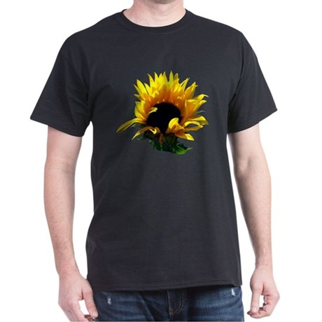 Sunflower Sunrise Dark T-Shirt