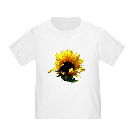 Sunflower Sunrise Toddler T-Shirt