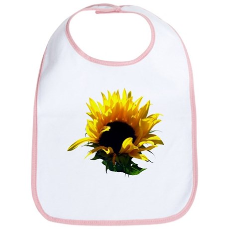 Sunflower Sunrise Bib