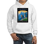 Hiking Hooded Sweatshirt