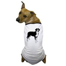 Greater Swiss Mountain Dog Dog T-Shirt