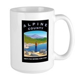 Alpine County Mug