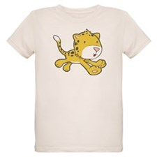 Running Cheetah Cub T-Shirt