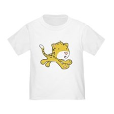 Running Cheetah Cub T
