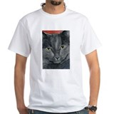 Russian Blue Cat Shirt