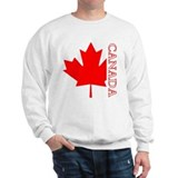 Candian Maple Leaf Sweatshirt