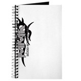 MMA Tribal Black Logo Sideway Journal