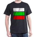 Bulgaria Black T-Shirt