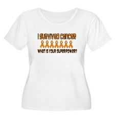Orange Superpower T-Shirt