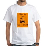 TGY This is my Tractor Tee Shirt Shirt