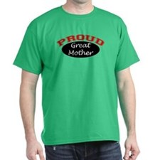 Proud Great Mother T-Shirt