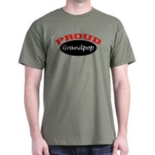 Proud Grandpop T-Shirt