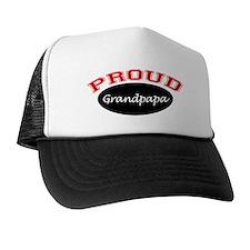Proud Grandpapa Trucker Hat