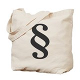 Article - Lawyer Tote Bag